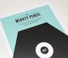 The Mighty Pencil - Editorial - Brochure - design - graphic