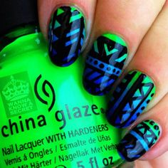 wannaknowasecret #nail #nails #nailart
