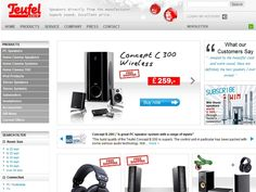 Teufel attacks hi-fi market with new UK website   Says cutting out middleman could save you up to 60% Buying advice from the leading technology site