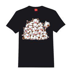 Camiseta POROS League of legends por linkitty en Etsy, €19.00 #LeagueofLegends #Poro