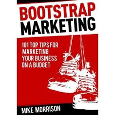 Excellent book for any small business owner. Common sense advice with a common sense budget.