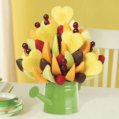 Edible Arrangements - Very Lovely Celebration™ Dipped Strawberries in Watering Can
