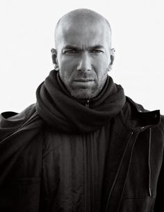 visualcocaine:  In my list of favourite footballers. Zizou tops it.  Zidane!