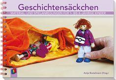 Geschichtensäckchen: Materialien für 1- bis 4-jährige Kinder ++  Kleine #Geschichten, erzählt mithilfe von Alltagsgegenständen und Spielmaterialien, die jeder schnell zur Hand hat, unterstützen den #Spracherwerb und erste mathematische Grunderfahrungen. Wie es geht, erfahren Sie in diesem Buch. Die Geschichten sind nach Schwierigkeit gegliedert und anschaulich mit Fotos gestaltet. Zu jedem Säckchen finden Sie Materialangaben und weiterführende Handlungsideen. #Kita #Krippe #Sprachförderung