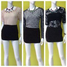 Así combinamos la misma falda negra #amolapeli #maximiza #peligrosas