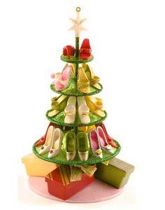 i want a xmas shoe tree! Great Christmas Presents, All Things Christmas, White Christmas, Christmas Stockings, Christmas Holidays, Christmas Decorations, Xmas, Christmas Tree, Christmas Ornaments