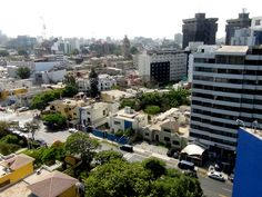 Lima #Peru San Isidro #Skyline  | MH