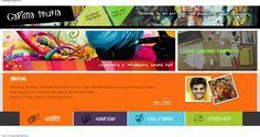 Designed the site as a personal portfolio.   http://www.garimashukla.com