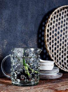 Schenk je lekkerste drankjes uit deze speelse karaf. #Karaf #jug #keuken #interieur