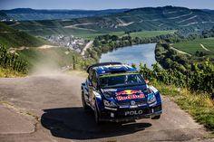 Jari-Matti Latvala/ Miikka Anttila @ ADAC Rallye Deutschland Photos: Marian Chytka/ MCH Photo