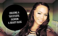 Learn how to start and run a successful fashion blog @ http://www.twelveskip.com/guide/blogging/987/create-successful-beauty-fashion-blog