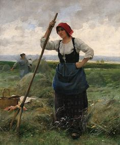 Julien Dupre: A Survey Animal Painter, Oil Painting Pictures, Jean Marie, Mary Cassatt, Country Scenes, Art For Art Sake, Working Woman, Vincent Van Gogh, Figure Painting