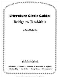 bridge to terabithia literature circle
