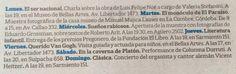 """El diario Lanacion.com.ar recomienda mi muestra en La Casa de Córdoba en Buenos Aires """"El monóculo de la Casa"""", sobre la Casa Museo de Mujica Laínez Callao 332 Del 6 de julio al 4 de agosto. Para encontrarse con los detalles desapercibidos del lugar en el mundo de don Manuel Mujica. El monóculo es el estilo y la observación. Tiene la capacidad de agrandar el detalle o centrar la mirada. Dejar descubir lo no visto. Apreciar con holgura y silencio. Asomarse al pasado viendo el presente. En él…"""