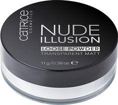 Nude Illusion Loose Powder