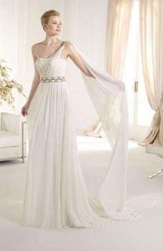 vestidos de novia griegos - Buscar con Google
