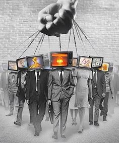 .FEED THE MIND TO MAKE THEM BELIEVE ANYTHING