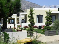 Photo of the day. Greece Tourism, Crete Greece, Lp, Mansions, House Styles, Travel, Home Decor, Viajes, Decoration Home