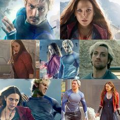 """I'm still not sure that Quicksilver is dead but it is appearant that Wanda thinks he is or she would be doing everything possible to get him back from where ever he is. My guess is that once the soul gem is introduced, which I think may be with Dr. Strange, and Wanda is brought to Strange for training on how to better handle her powers, Dr. Strange may do something to bring Peitro back for an appearance in the Infinity War."""