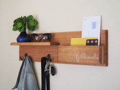 coat rack shelf key hooks storage hallway wall mounted mail pocket organizer back to school coat rack shelf rack shelf and coat racks