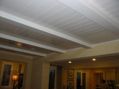 basement ceiling options in basement drop ceiling or drywall more