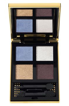 Yves Saint Laurent 'Pure Chromatics' Wet & Dry Eyeshadow Palette available at #Nordstrom