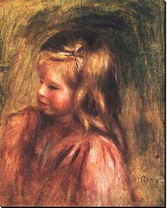 Portrait de Coco (1908)  -  Collection Particulière