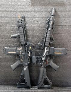 G&P Custom AR-15 More