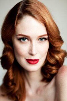 redhead - Alise Shoemaker