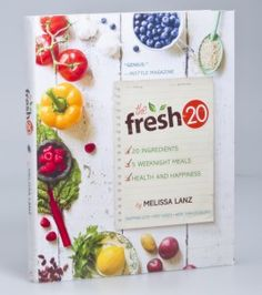 Enter now to win a copy of @The Fresh 20 by lifelong foodie Melissa Lanz! Contest ends 4/10 at 5 p.m. ET.