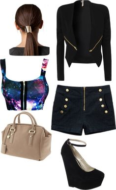 """""""golds"""" by signandsymptom on Polyvore"""