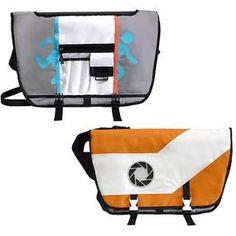 [Portal 2: Messenger Bag: Aperture Laboratories (Product Image)]