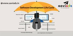 Software Development Life Cycle (SDLC) is a process used by the software industry to design, develop and test high-quality software.SDLC models describe phases of the software cycle and the order in which those phases are executed. Systems Development Life Cycle, Agile Software Development, Web Development Company, Application Development, Web Application, Spiral Model, Architecture