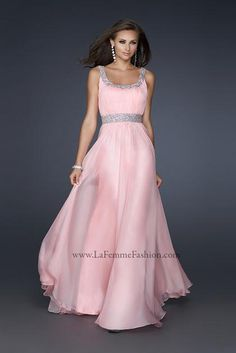 straps blue pink purple chiffon wedding dresses special occasion formal dresses prom long dress in stock-in Prom Dresses from Apparel & Acc. Chiffon Evening Dresses, Chiffon Dress, Evening Gowns, Evening Party, Chiffon Beading, Lovely Dresses, Beautiful Gowns, Formal Dresses, Dresses Dresses
