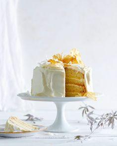 Bake My Cake, Pie Cake, Happy Kitchen, Pavlova, Tiramisu, High Tea, I Foods, Vanilla Cake, Food And Drink