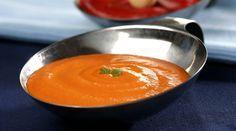 Salsa de pimientos del piquillo y tomate