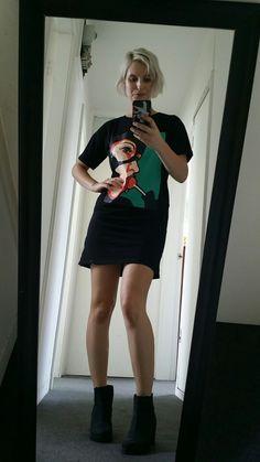 Плюс размер одежды женщины harajuku хип хоп мода рок панк дизайнер мини платье конфеты девушка отпечатано с коротким рукавом черное платье купить на AliExpress