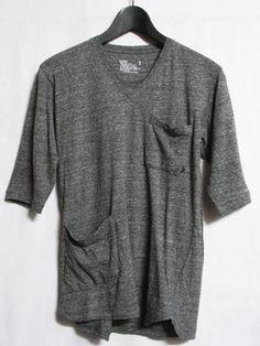White Mountaineering Asymmetric Pocket Shirt