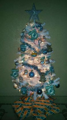 Happy Holidays from the Miami Dolphins. Michael Sloan e7c54ce99