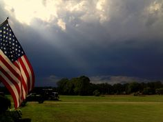 Storm rolling over Zuni, VA. 6/13/13