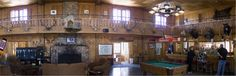 Jackson Hot Springs, Montana  (roof top pool was fun, restaurant  fantastic)