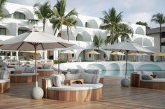 〚 Eco-minimalism of high level: Sala Hotel on Koh Samui island 〛 ◾ Photos ◾Ideas◾ Design Design Hotel, Sala Hotel, Luxury Beach Resorts, Luxury Hotels, Beach Hotels, Deco Restaurant, Hotel Architecture, Hotel Motel, Hotel Decor