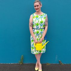 Style Evolution - Bold, Colour and Vintage - Sweet Painted Lady Modern Outfits, Daily Look, Bold Colors, My Wardrobe, Instagram Feed, Evolution, Photoshoot, Fashion Outfits, Summer Dresses