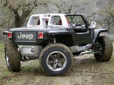 Jeep Concept, Hurricane
