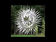Kinetic sculptures at their best!!