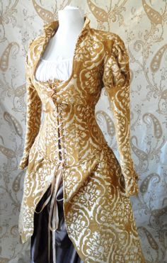 Black Friday Sale 50 Dollars OffGold damask by AliceAndWillow, $120.00