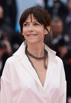 Sophie Marceau at Mad Max: Fury Road Premiere at 2015 Cannes Film Festival