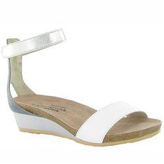 Pixie Sandal in Whit