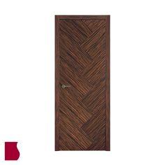 Modelo K11 EBANO UNIFICADO MADERA OSCURA / Colección Lisa / Puertas de interior Sanrafael