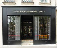 Merci, concept store accueillant et café dans son jus - 111 Boulevard Beaumarchais, 75003 Paris